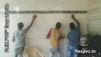 How to paste on walls 2