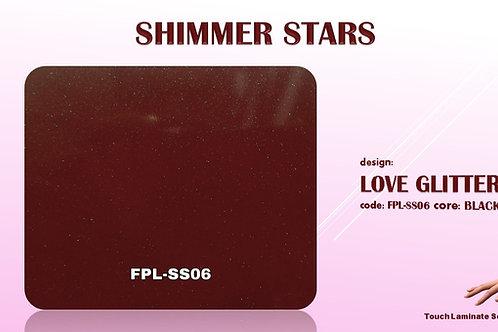 SS06 Love Glitter High Gloss