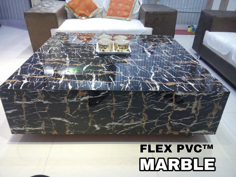 Furniture PVC UV Marble