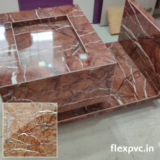 Furniture PVC UV Marble Sheets.mp4
