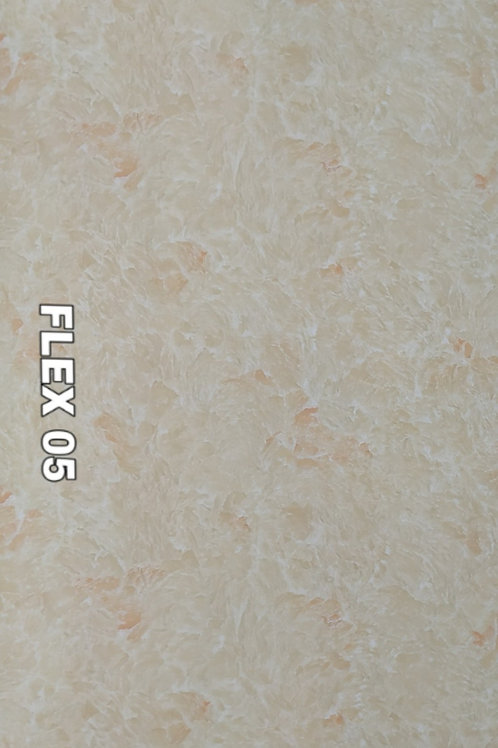 FLEX 05 - Emerald PVC Marble, size 8x4ft (32 sq. ft.)