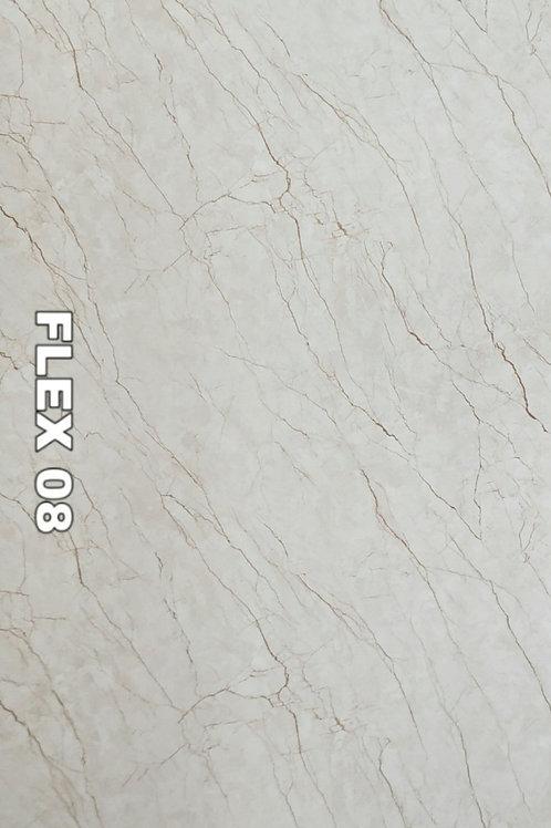 FLEX 08 - Italian Beige PVC Marble (size 2x4ft, 4 no's)