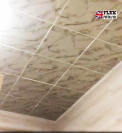 Ceiling PVC UV Marble