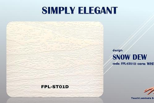 ST01D Snow Dew Wood Grains