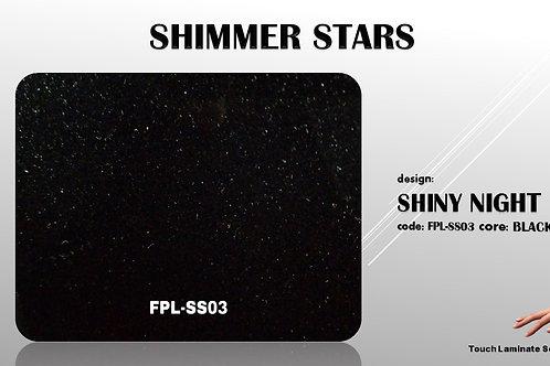 SS03 Black Shiny Night High Gloss