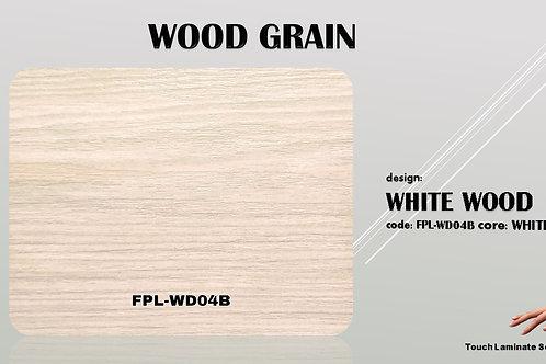 WD04B White Wood Texture Grains