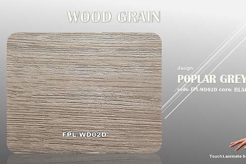 WD02D Poplar Grey Wood Texture Grains