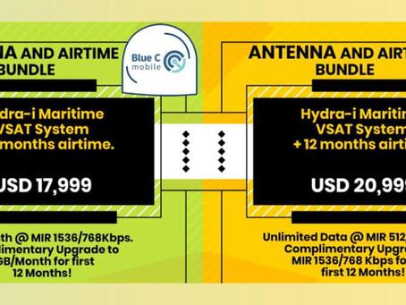 New VSAT + Airtime Bundle Promotions