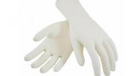 Latex Gloves -10 pairs