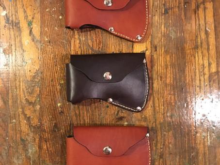 Partnership Announcement: Wild Bill's Custom Leather Sheaths