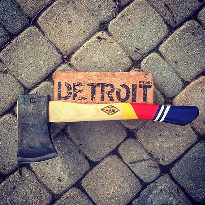 'The Detroiter' Hatchet or Axe