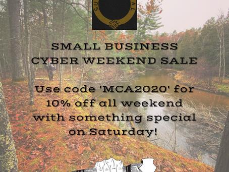Cyber Weekend is Here: 2 Years