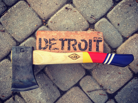"""Flagship Axe Release: """"The Detroiter"""""""
