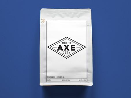 Populace Coffee x Motor City Axe