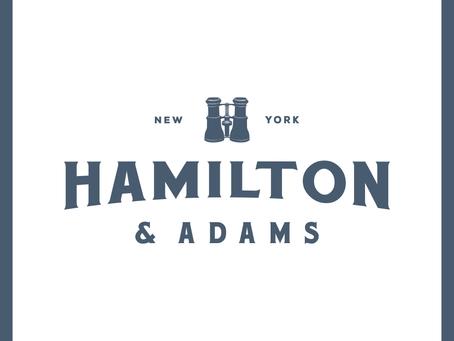 Hamilton & Adams x Motor City Axe Collaboration