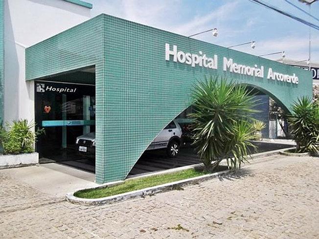 Resultado de imagem para hospital arcoverde memorial