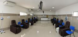 Sala de Aplicação de Quimioterapia