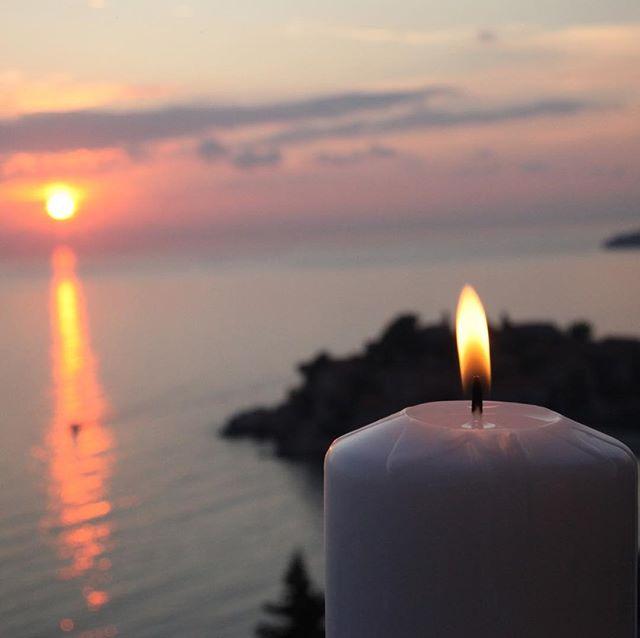 Вот такой романтик вы можете устроить в Villa Edelweiss #villaedelweisssvetistefan #sfetistefan #све