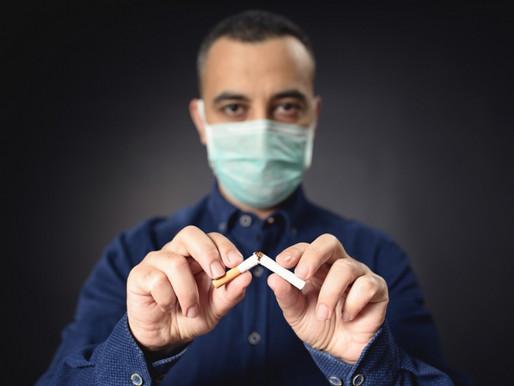 COVID-19 e o Cigarro