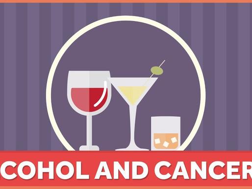 Estudo busca entender as falhas no entendimento do público sobre à associação entre álcool e câncer