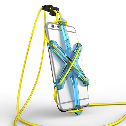 XPORTER NEO for Smartphones Blue & Yellow