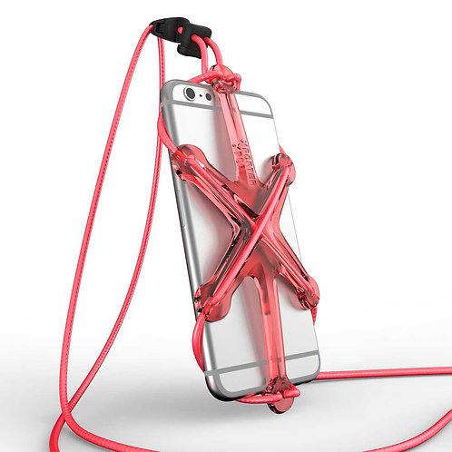 XPORTER NEO for Smartphones Red & Pink