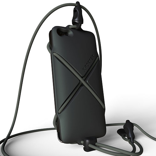 XPORTER Basic for iPhone 5/5S/5C/SE Black & Black