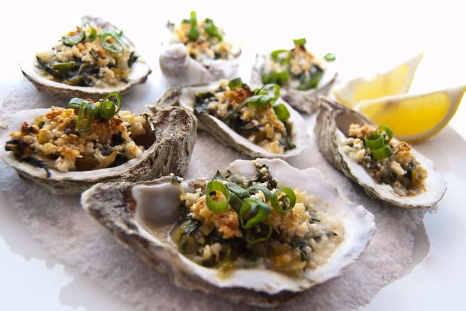 As famosas ostras de Floripa