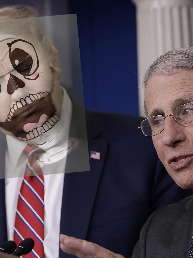 Corona Trump (Insane Clown Posey) 2