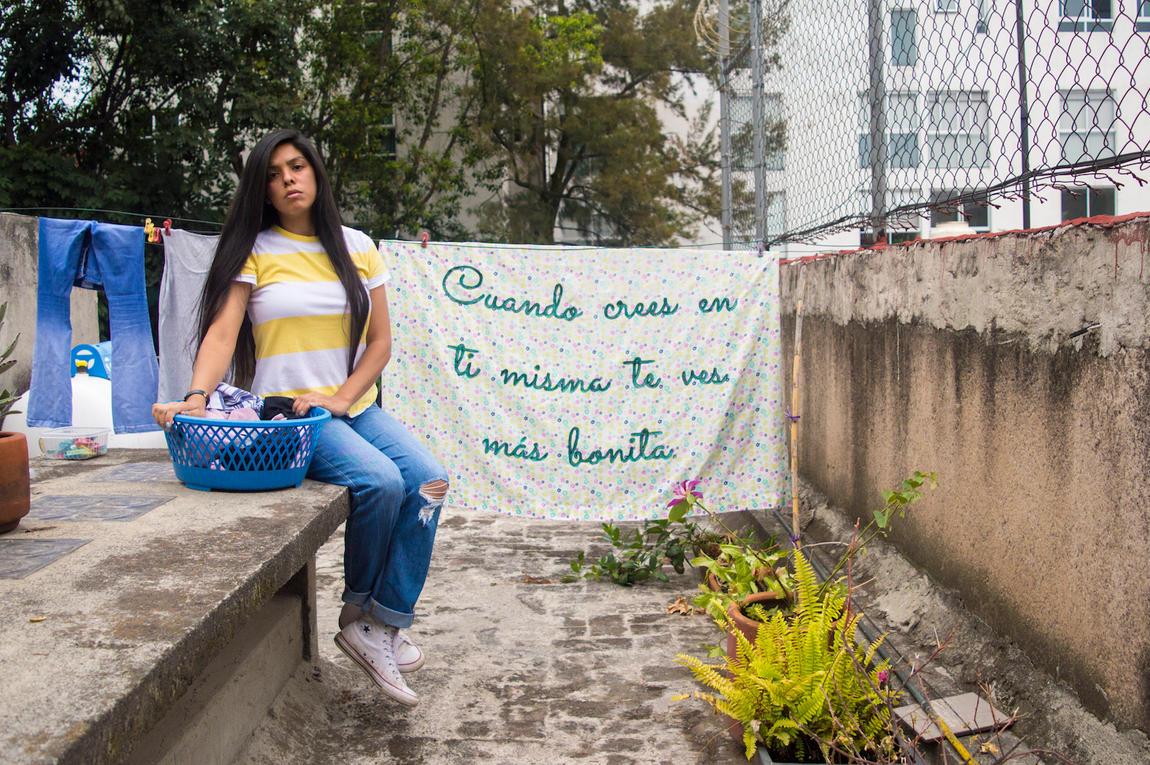 Gabi Magaly - Cuando crees en ti misma te ves más bonita (when you believe in yourself, you look more beautiful)