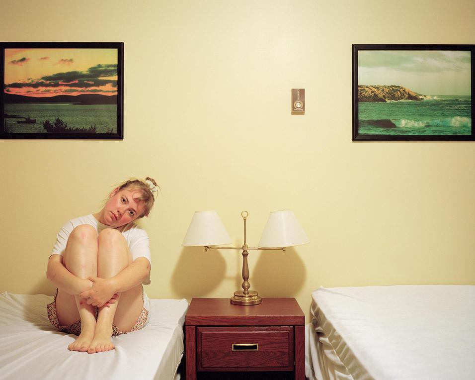 Linda Moses - Self, Night Before Leaving