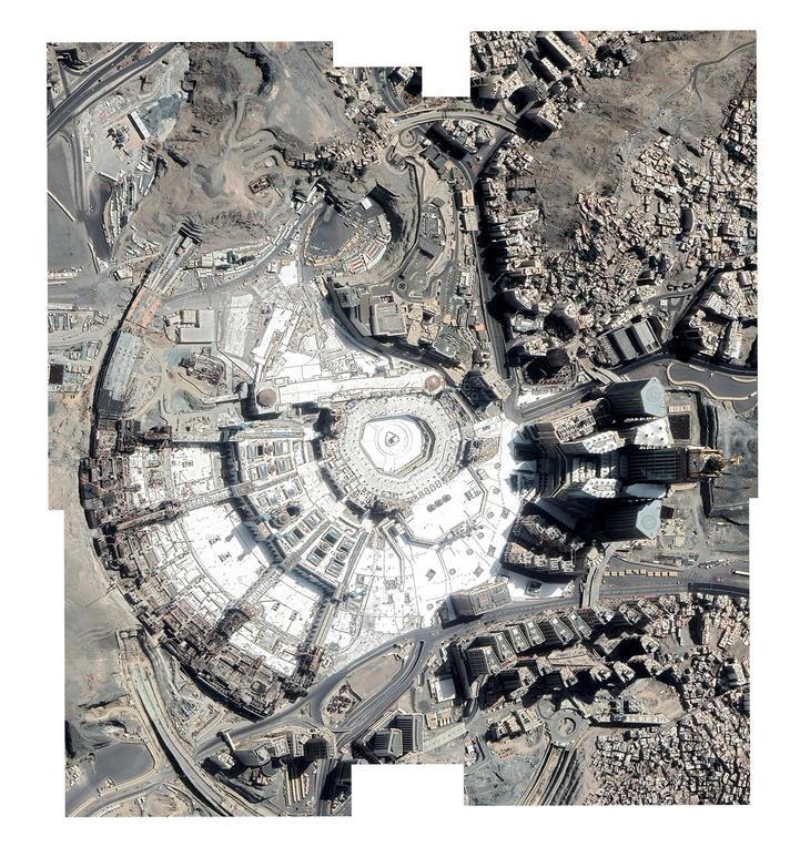 Empty Mecca