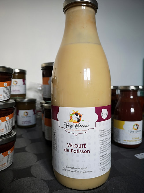 Velouté de Patisson 1L