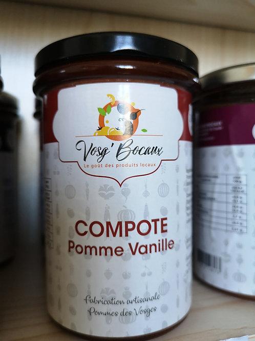 Compote de Pomme Vanille 290g