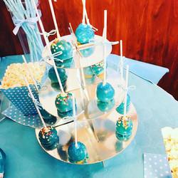 Cake pops comunión