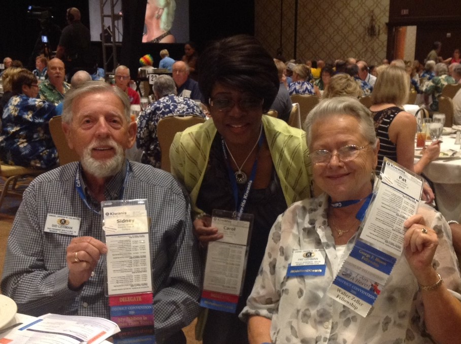 Members attend CNH Convention