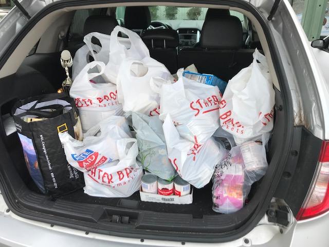 Christmas Food Donation