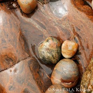 Rust Stones