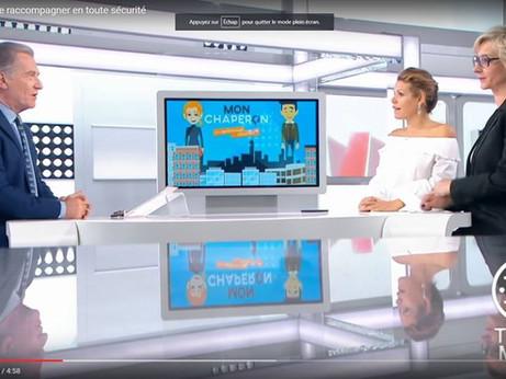 Reportage - Télé Matin France 2