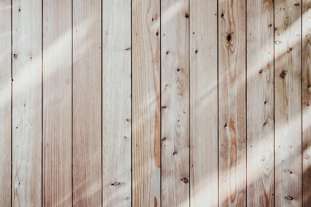 Обшивка из древесины