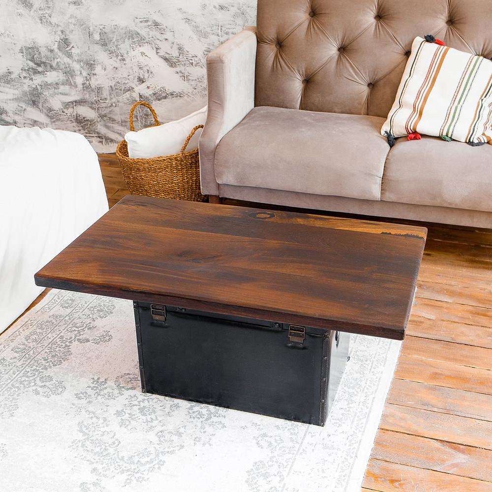 Мебель из термодревесины