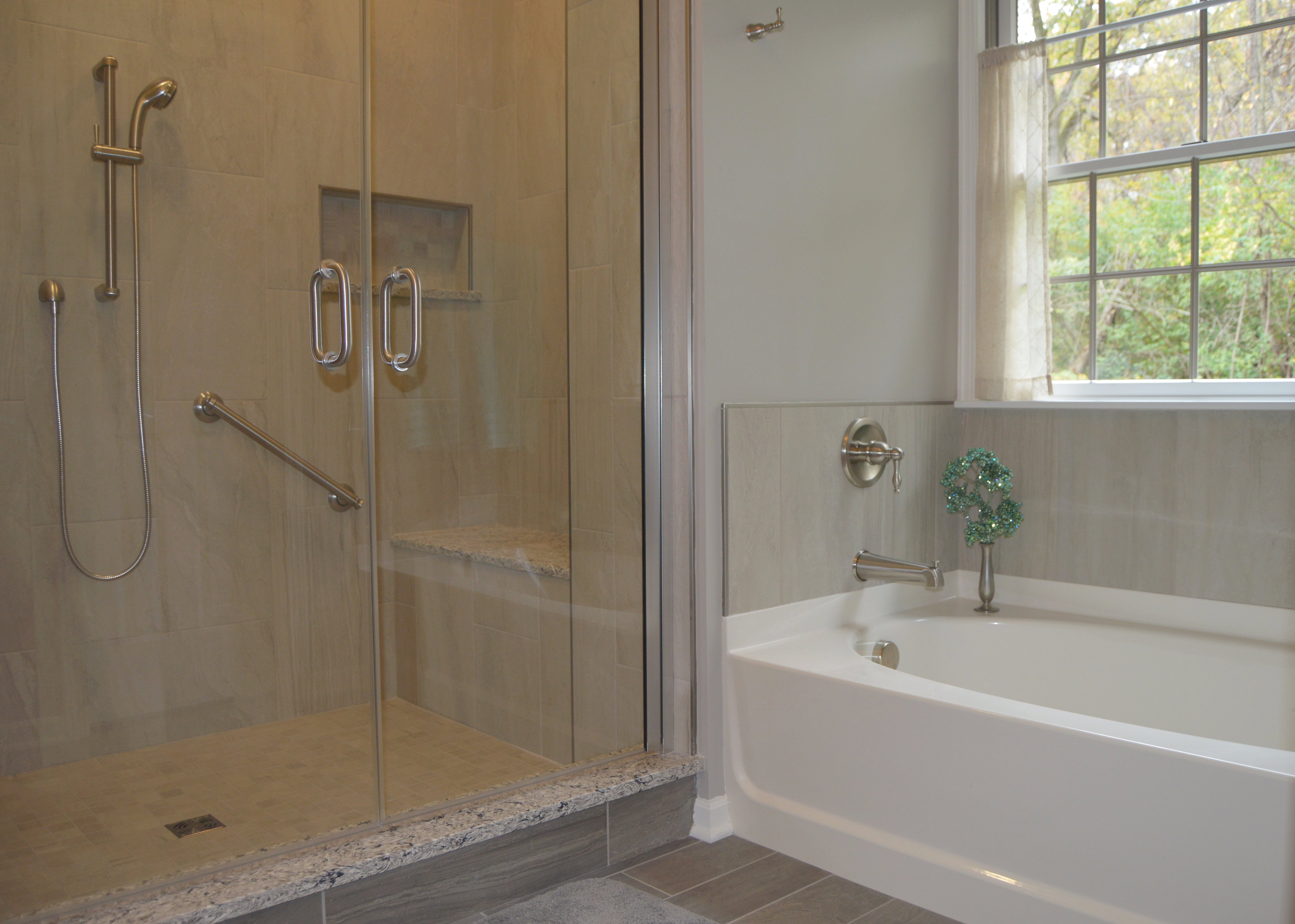Mclusky Showcase Kitchens Amp Baths Shower And Tub Combo