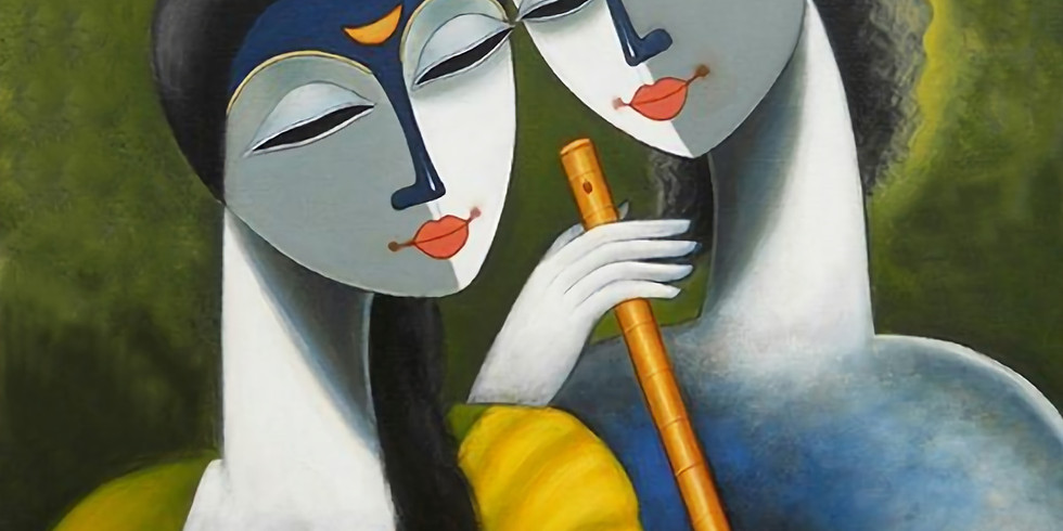 Online - Acrylic on Canvas (Sunday) (Morning Batch)