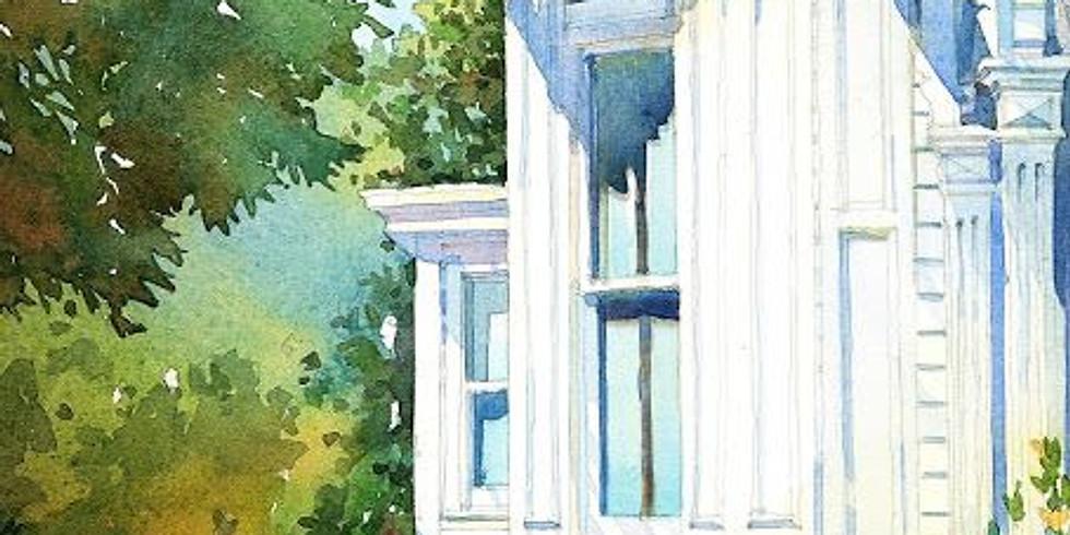 Online - Water Color Painting Workshop