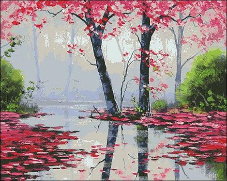 DIY KIT - Cherry Blossoms (Medium)