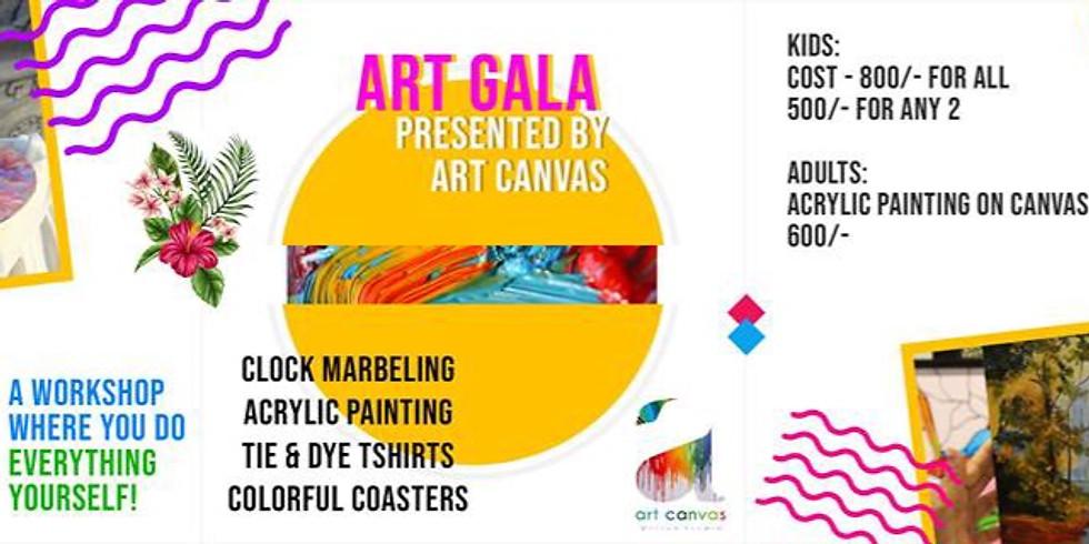 Art Gala for Kids - Summer Souk