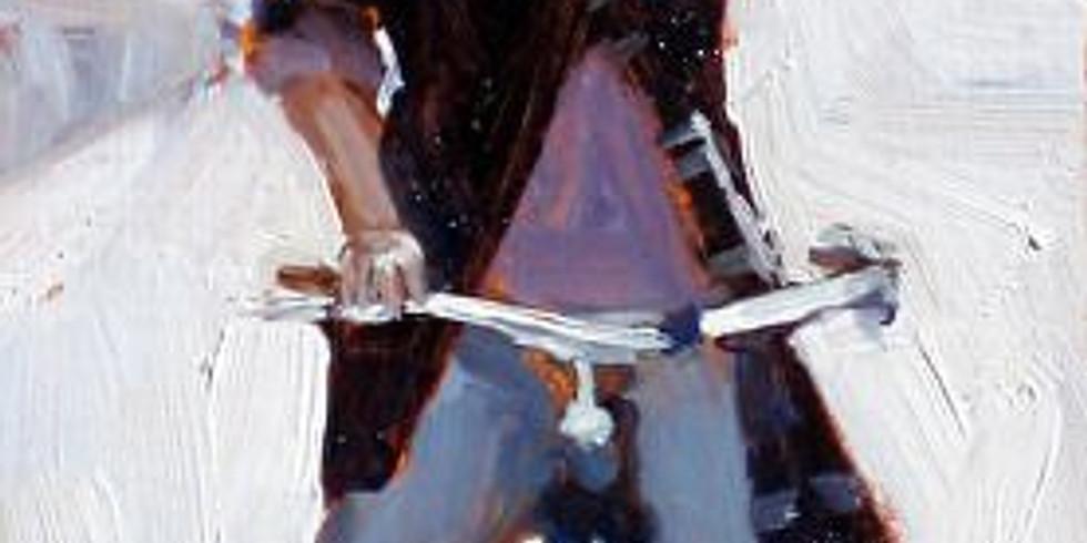Online - Knife Painting Workshop