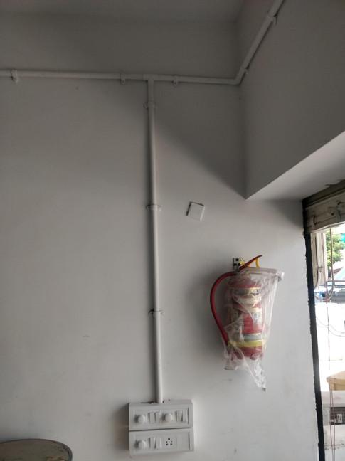 Open wiring