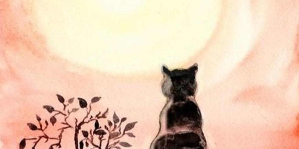 Online - Kids Acrylic on Canvas (Monday)