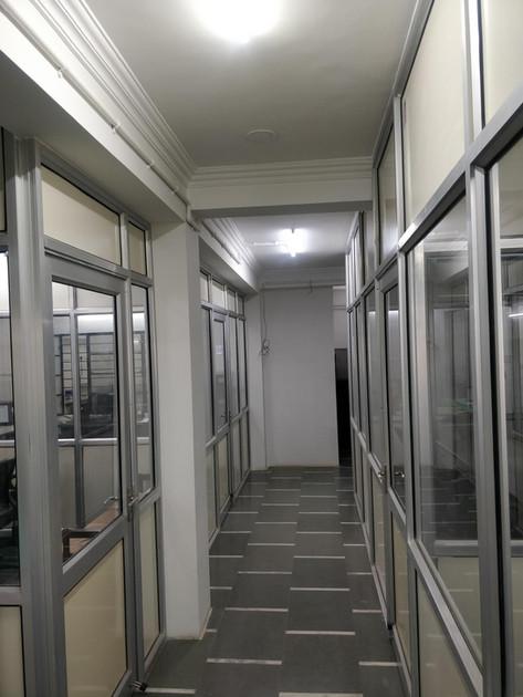 Office passage 1